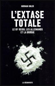 """Couverture du livre """"L'extase totale"""" par Normand Ohler"""