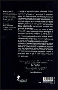 Endos du livre: L'extase totale par Normand Ohler