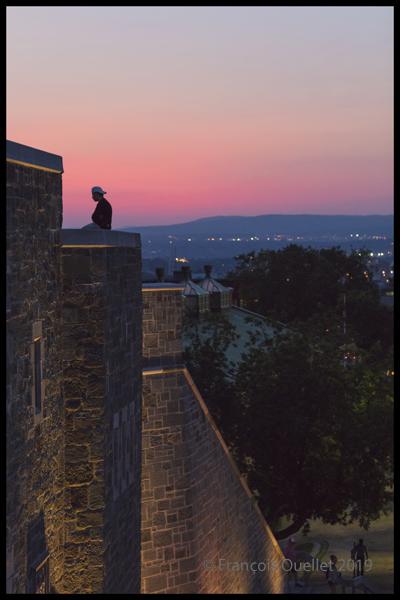 La Porte St-Jean dans le Vieux-Québec 2019