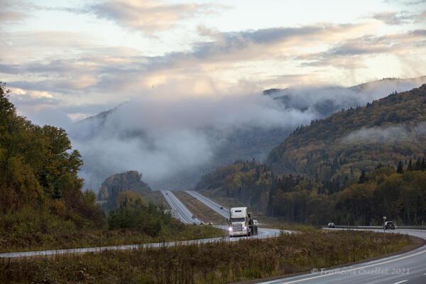 Route 175 dans la province de Québec