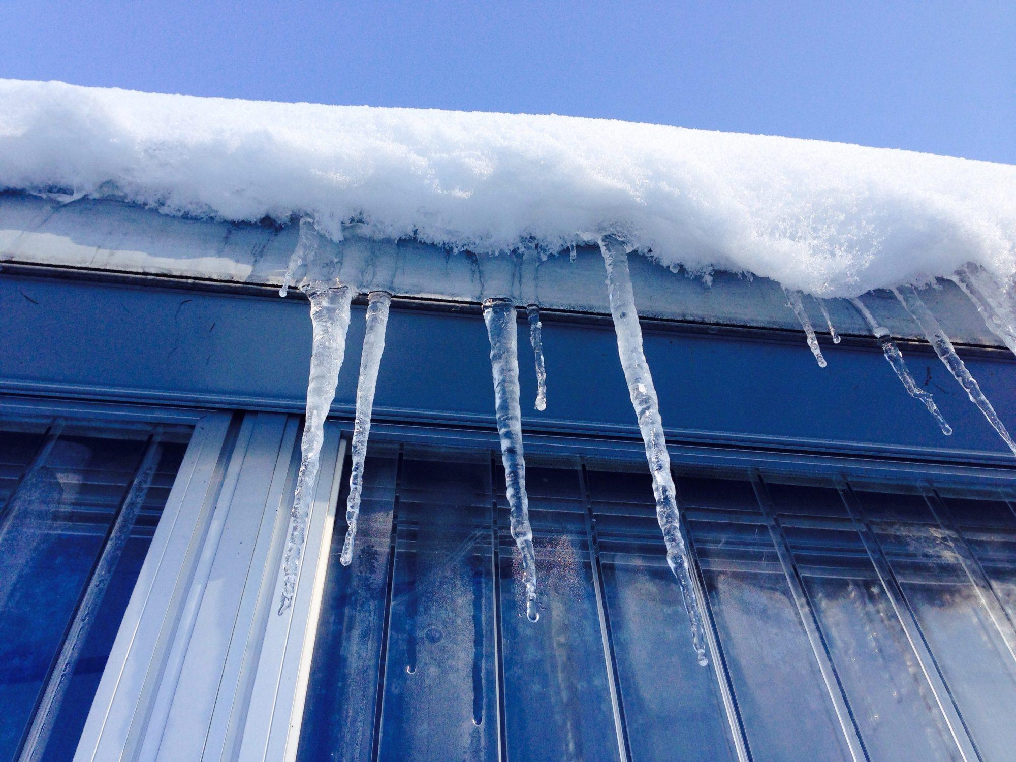 Toit glacé Émile Lelièvre Ferblantier Couvreur window-585714