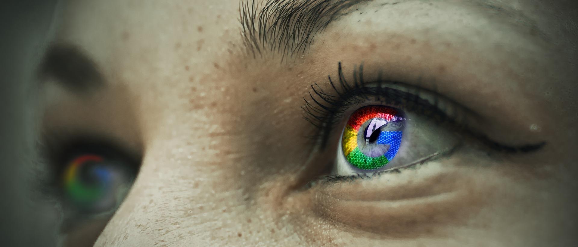 Google eye-1686932_1920