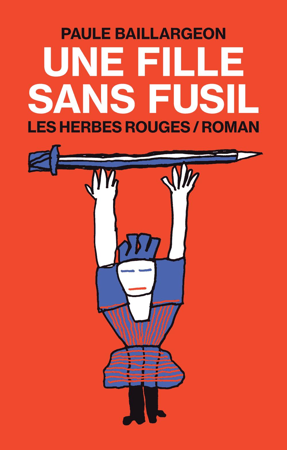 Paule Baillargeon — Une fille sans fusil