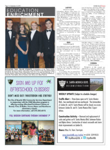 Page 14 - 09/29 issue Beverly Hills Courier