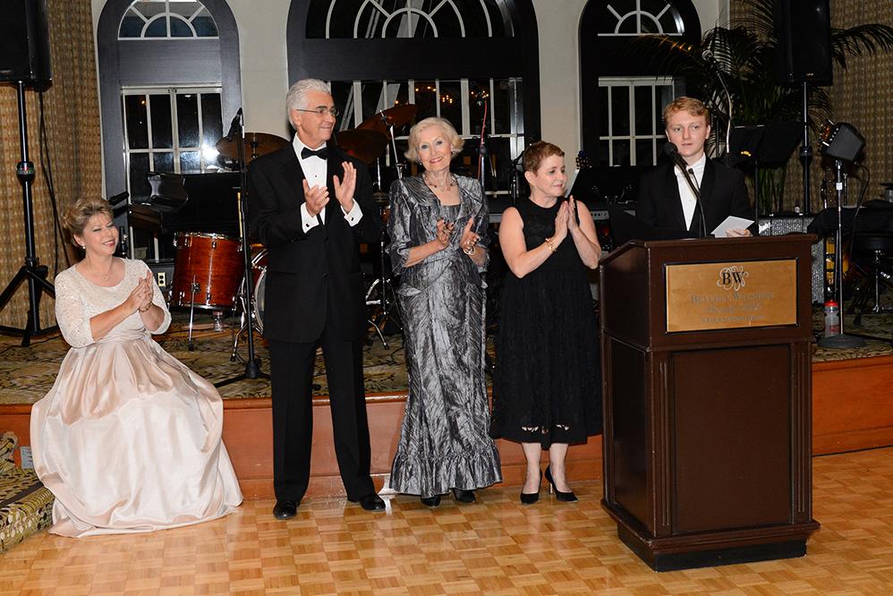 The Award: $15,000 to the Bognar Family Scholarship Fund