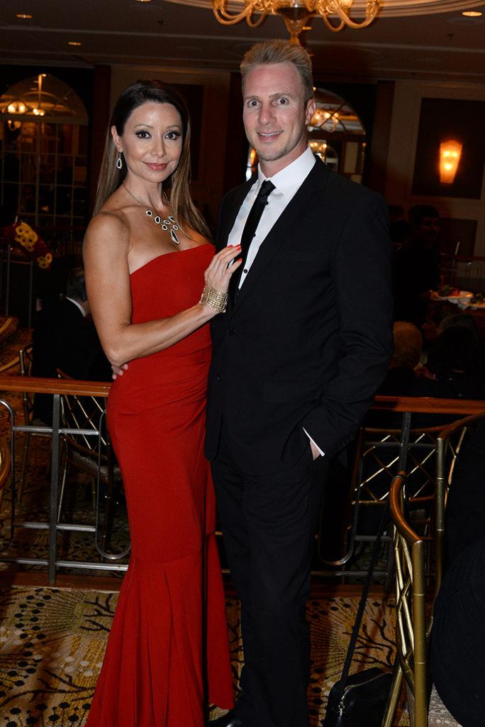 Mr. and Mrs. Derek Haines, McKenna Porsch