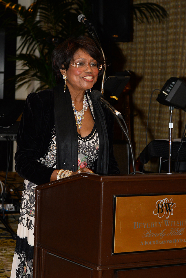 """Professor Vena Ricketts, MD """"Giving Back to the Community"""""""