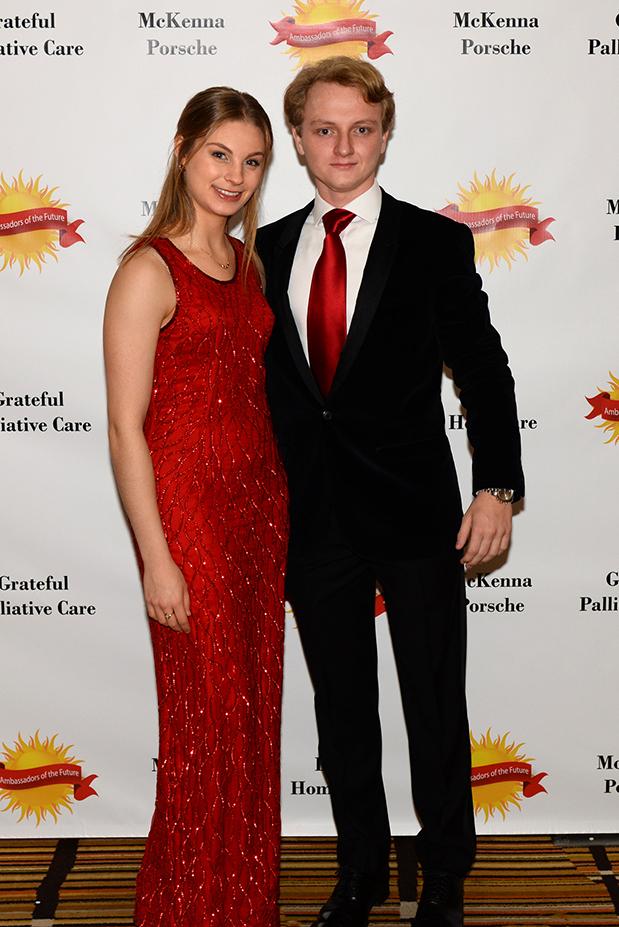 Kathy Donnenfeld and Adam Beres