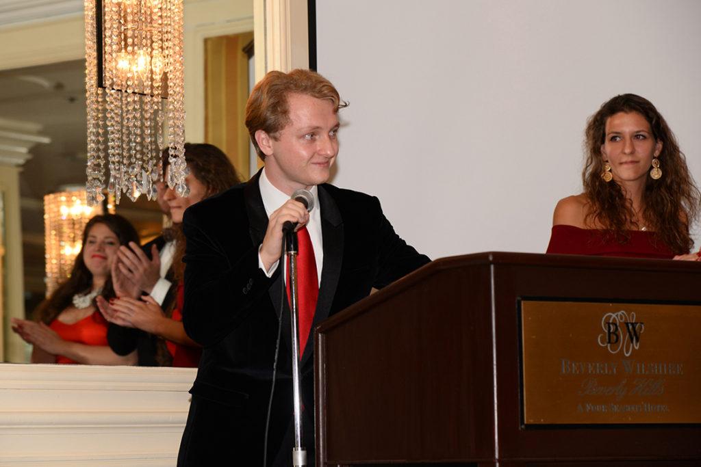 Adam Beres, President