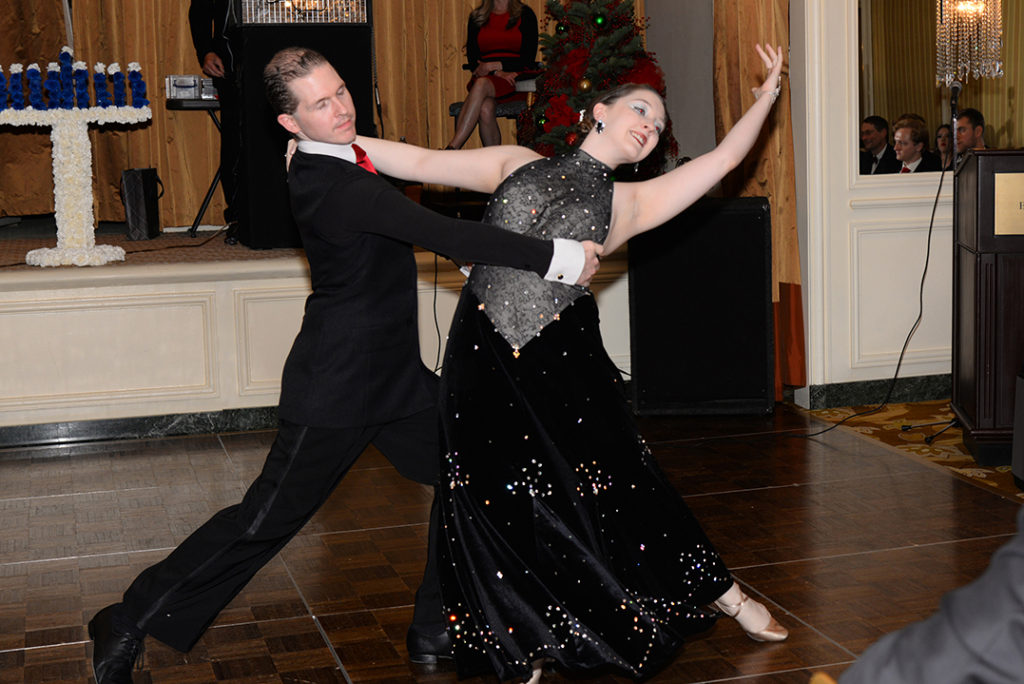 USC Ballroom Dancers