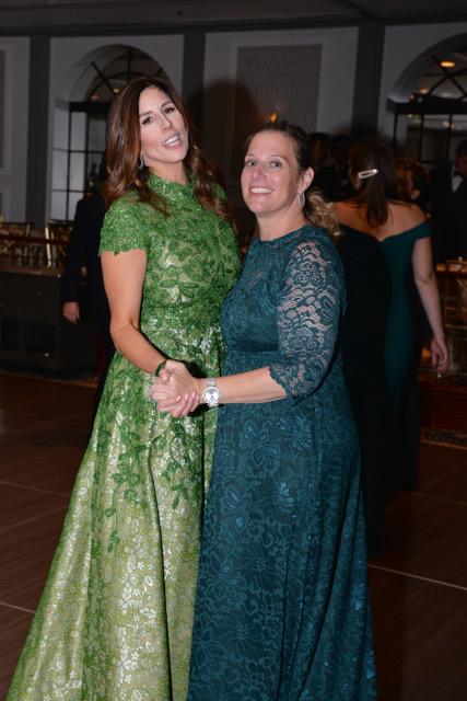 Chanie Friedman and Katherine Smith