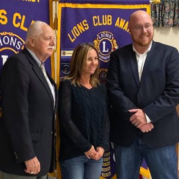 Freedom District Lions Club Rising Above Addiction