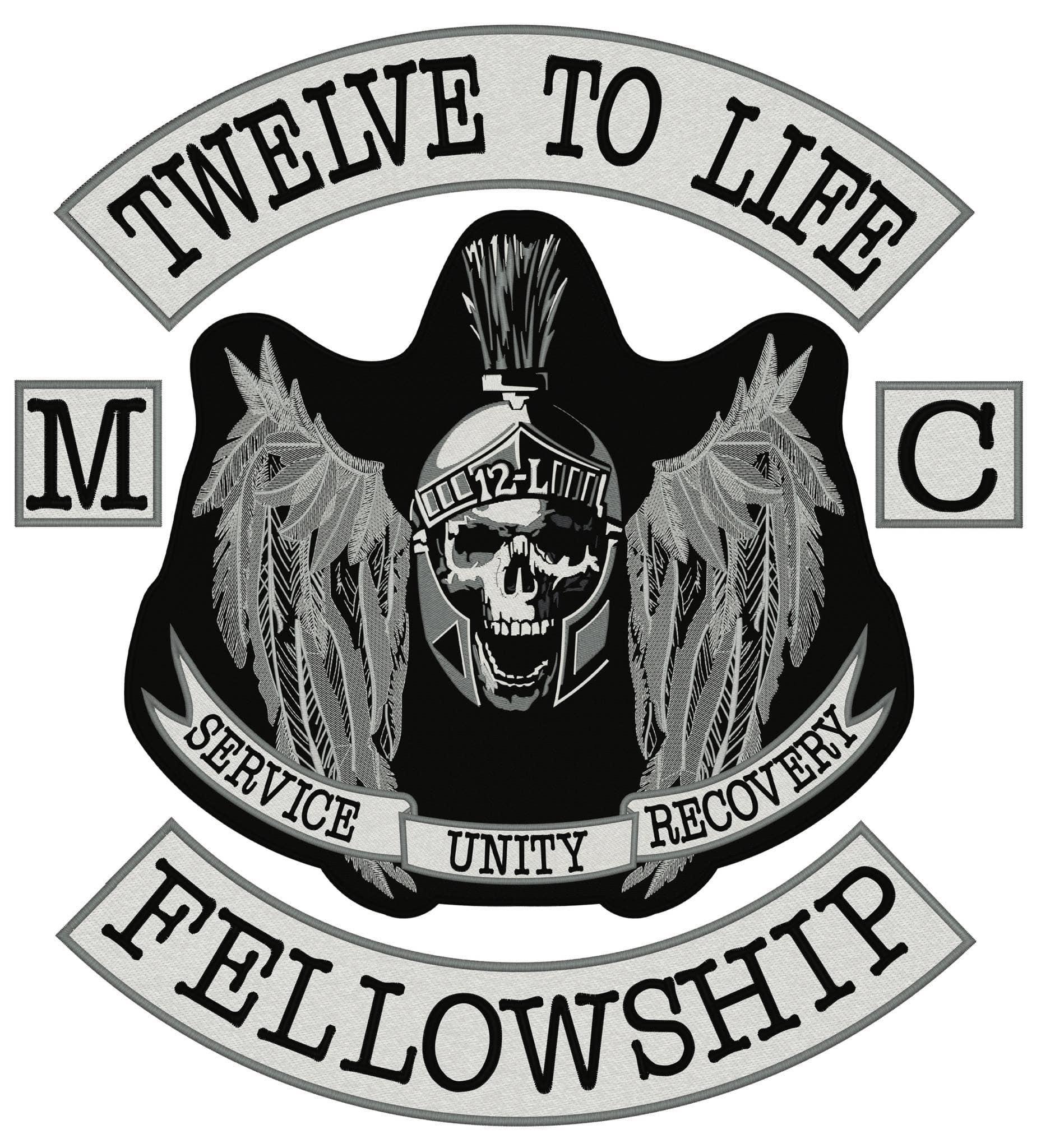 Twelve To Life Motorcycle Club Fellowship