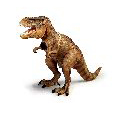E2028 T rex Projector & Room Guard T rex on white