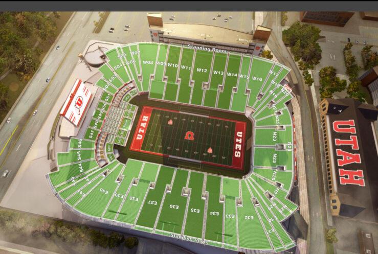 3D Football map