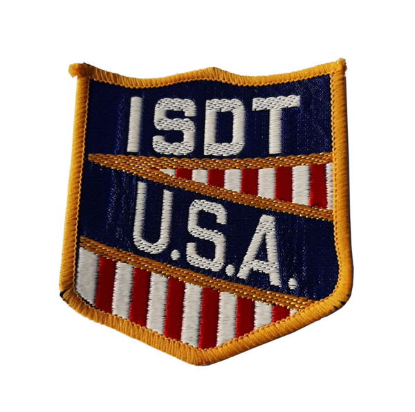 ISDT USA Patch