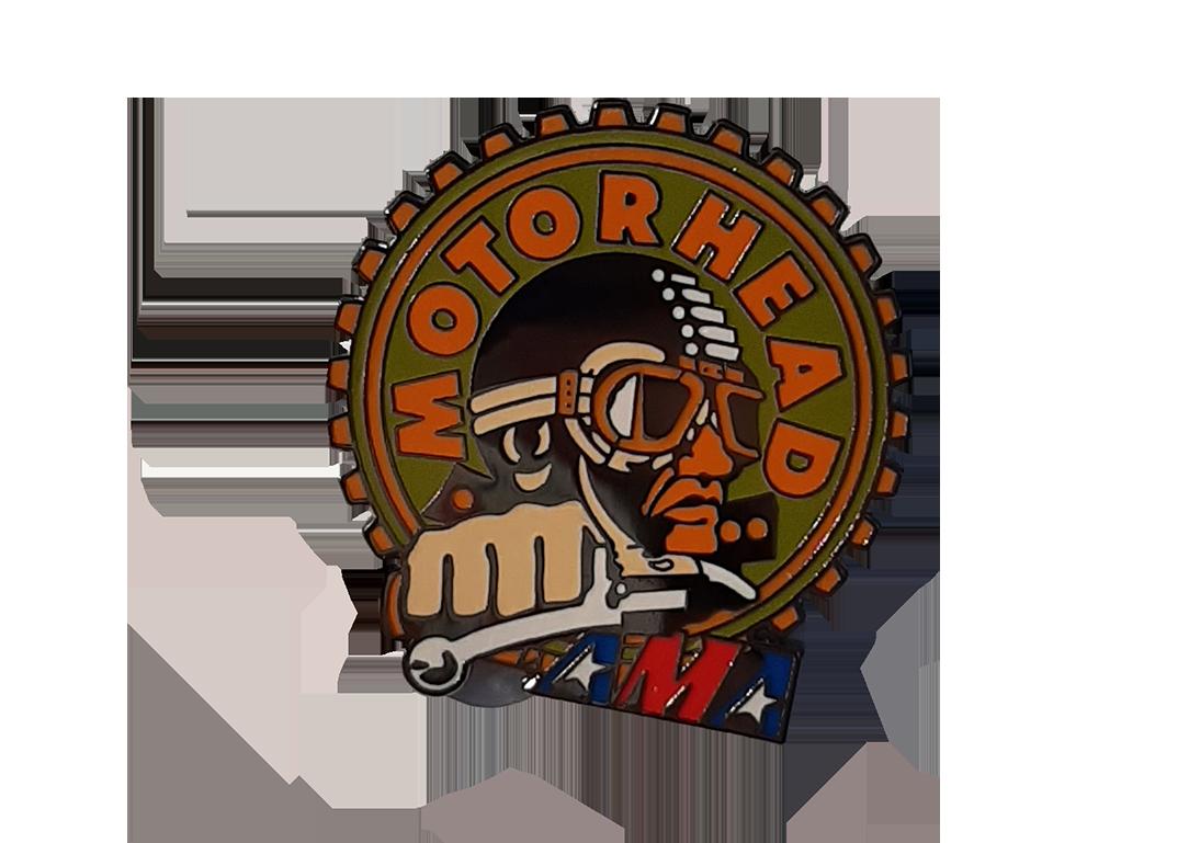 Motorhead Pin
