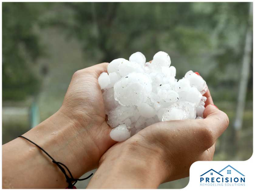 What You Should Know About Hail Damage on Your Roof