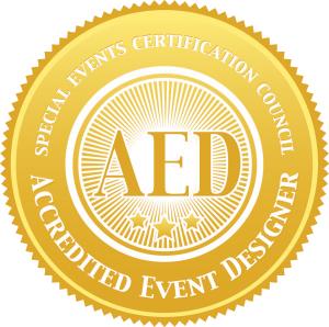 IWED Accredited Event Designer