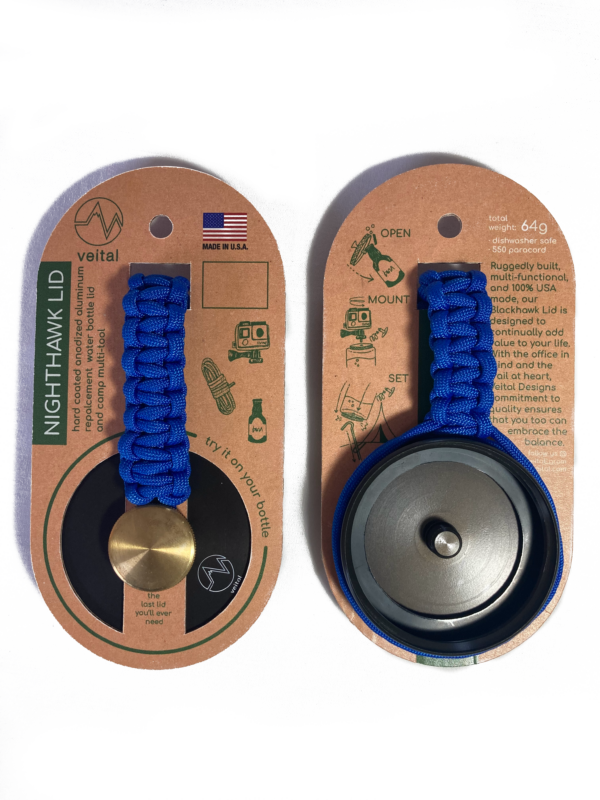 GR&BLUE Packaging
