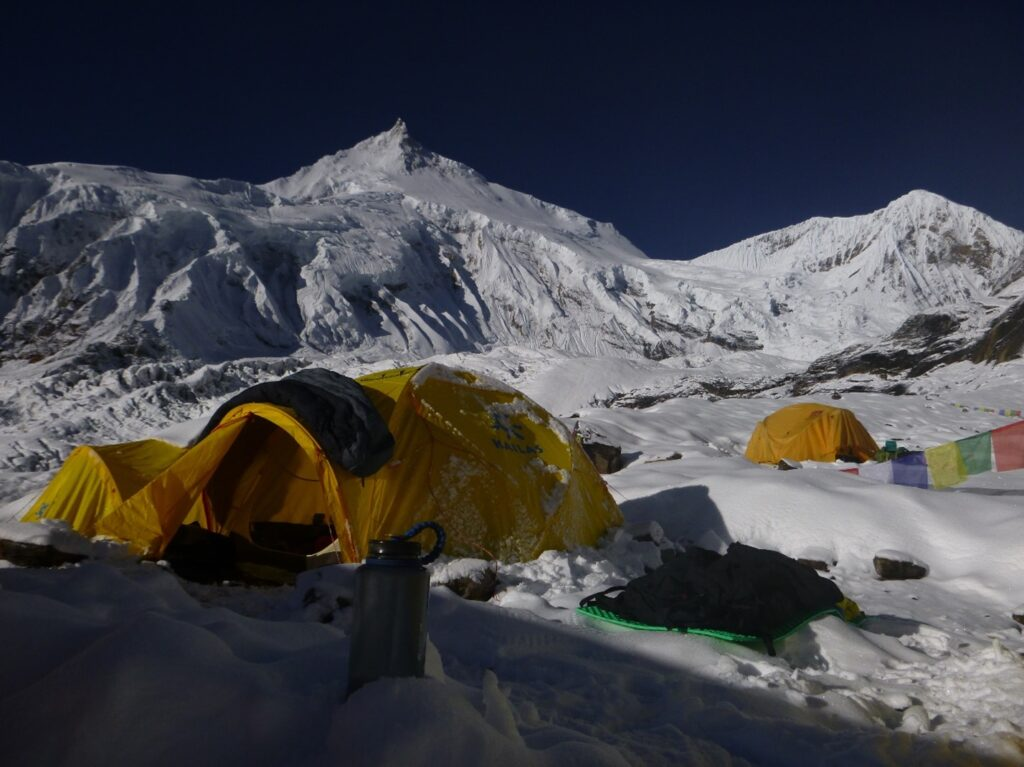 Camp Mt Manaslu