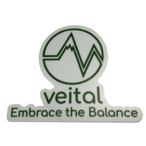 Veital Designs Sticker