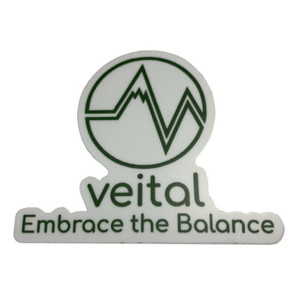 Veital Designs Sticker