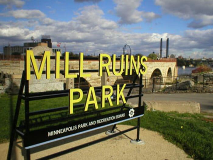 Mills Ruins Park