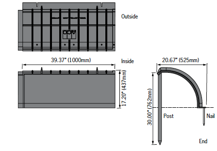 ACO Wildlife Fence Specifications
