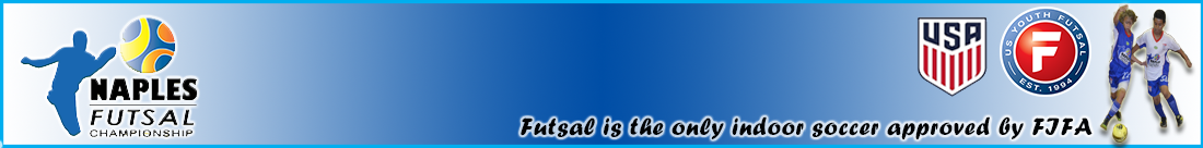 Naples Futsal Official Website