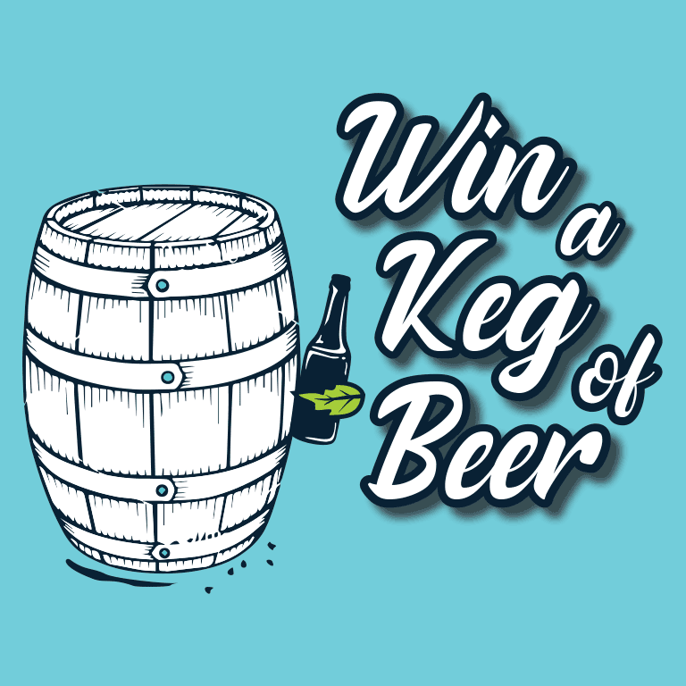 The Side Project Kalangadoo Cider and Beer - Wine a keg of beer competition