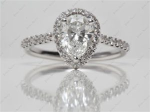Pear Halo Questions Answered (Mind the gap!) | Engagement Ring Voyeur