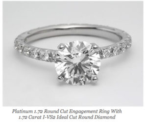 Jamie Lynn  Spears Engagement Ring  - Another Option   Engagement Ring Voyeur