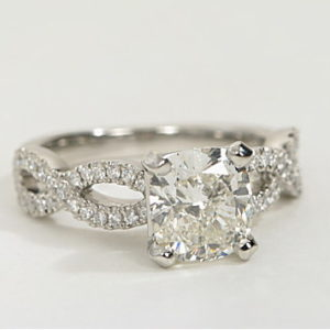 How to Spend $10,000 on an Engagement Ring | Engagement Ring Voyeur