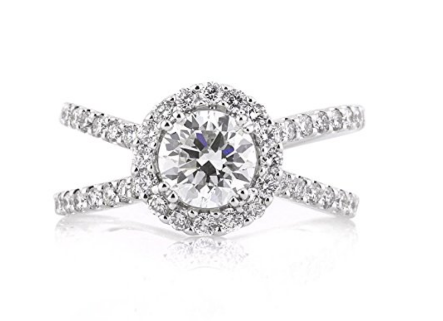Jamie Chungs engagement ring replica