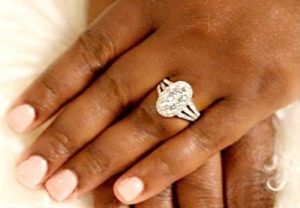 Kandi Burruss' Composite Engagement Ring | Engagement Ring Voyeur