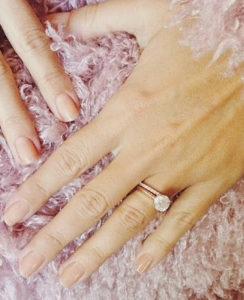 Lauren Conrad's Engagement Ring - Get The Look | Engagement Ring Voyeur