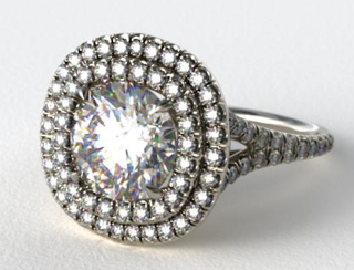 James Allen engagement ring coupon