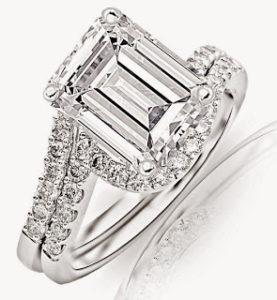 Chandni Jewels Emerald Bridal Set for $1590 | Engagement Ring Voyeur
