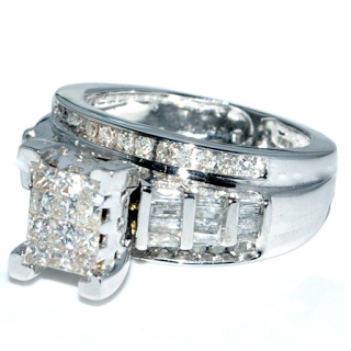 composite engagement ring under $1000