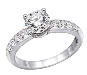1 CTTW Engagement Ring UNDER $2000   Engagement Ring Voyeur