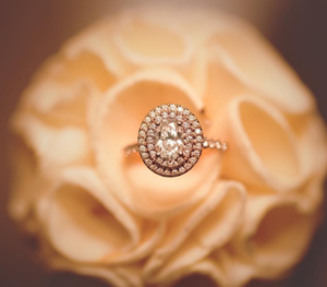 Oval Double Halo Engagement Ring from James Allen - $18,460 | Engagement Ring Voyeur