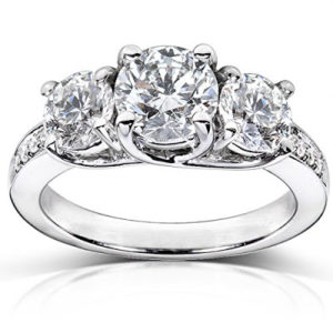 Amazon Top Selling Engagement Rings Under $4000 | Engagement Ring Voyeur
