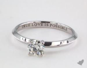Custom Engagement Rings Under $2000 - James Allen Edition | Engagement Ring Voyeur