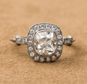 Conflict-Free Vintage Engagement Rings | Engagement Ring Voyeur