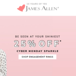 Cyber Monday Engagement Ring Deals