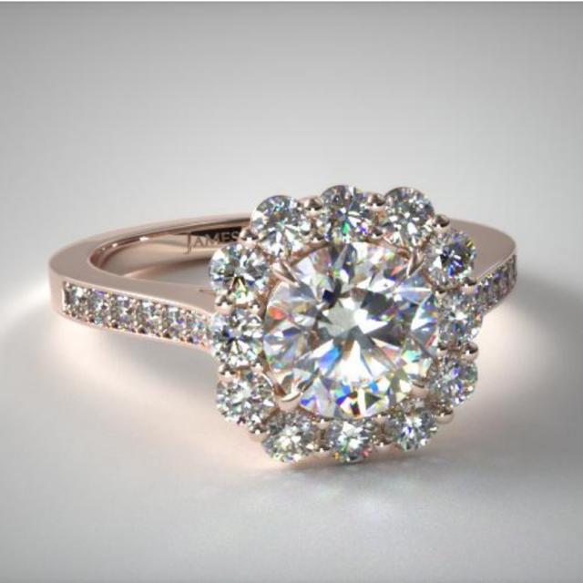 Grande Diamond Halo