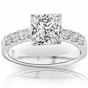 Princess Cut Houston Diamond District