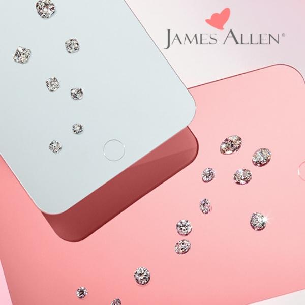 James Allen Lab Diamonds
