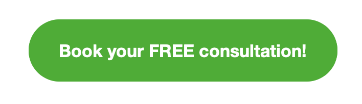 Green button with white text reads: Book your FREE consultation.